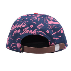 Benny Gold - Anchored Snapback, Navy - The Giant Peach - 3