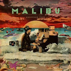 Anderson Paak, Malibu, 2xLP Vinyl - The Giant Peach