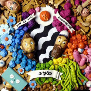 dan le sac Vs Scroobius Pip - Angles, CD - The Giant Peach