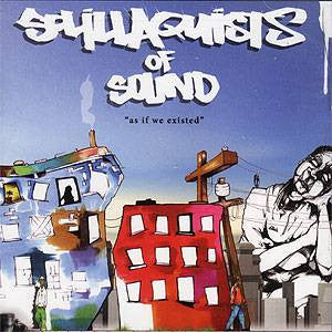 Solillaquists of Sound - As If We Existed, CD - The Giant Peach