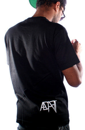 Adapt - AOK! Men's Tee,  Black