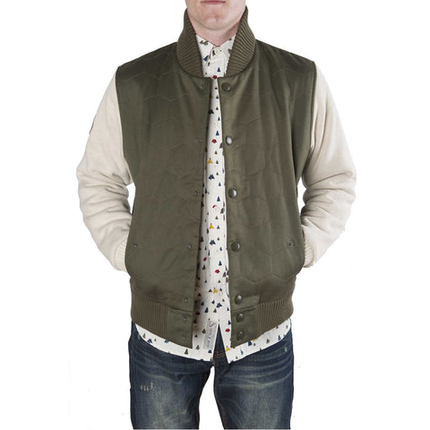 Staple - Arcadia Men's Twill Jacket, Terrain