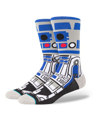 Stance - Artoo Men's Socks, Blue - The Giant Peach