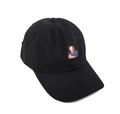 Akomplice VSOP - Art Vandelay Dad Hat, Black - The Giant Peach - 2