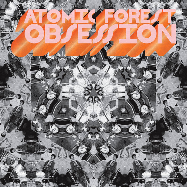 Atomic Forest - Obsession, CD