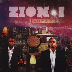 Zion I - Atomic Clock (Gatefold), 2xLP Vinyl - The Giant Peach