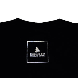 Handsome Boy Modeling School - I'm With Handsome Men's Shirt, Black - The Giant Peach