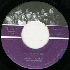 "Michael Leonhart & The Asvamina 7 - Scopolomine/ Gold Fever, 7"" Vinyl - The Giant Peach"