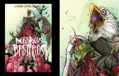 Awful Resilient - The Art of Alex Pardee, Hardcover - The Giant Peach - 5