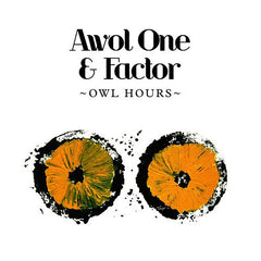 Awol One & Factor - Owl Hours, CD - The Giant Peach