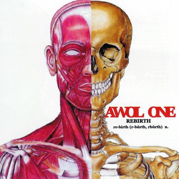 Awol One - Rebirth,  CD - The Giant Peach