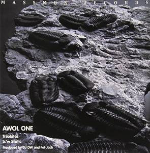 "Awol One - Trilobites, 12"" Vinyl - The Giant Peach"