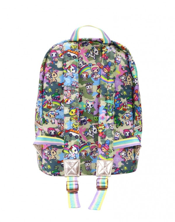tokidoki - Camo Kawaii Backpack