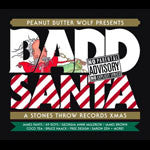 Peanut Butter Wolf - Badd Santa, CD - The Giant Peach