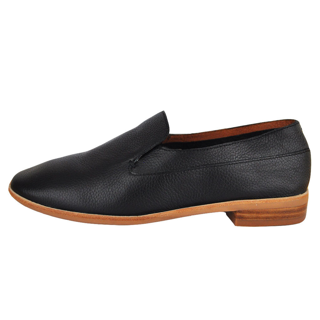 Jeffrey Campbell - Barkley 3 Loafer, Black Pebble