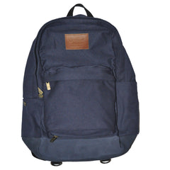 Brixton - Basin Backpack, Navy - The Giant Peach
