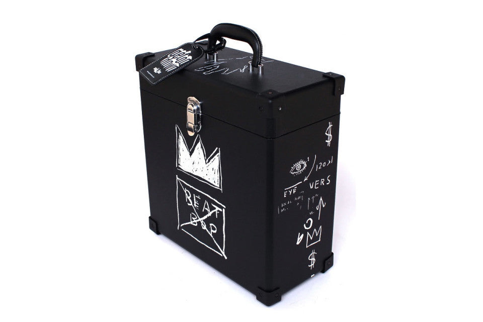Beat Bop Record Box featuring artwork by Basquiat - The Giant Peach - 4