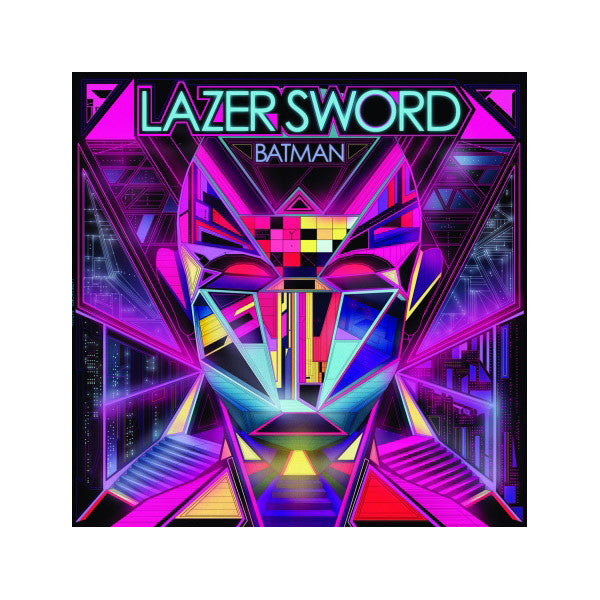 Lazer Sword - Batman / I