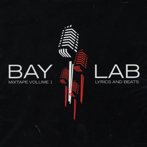 BAY LAB - Mixtape Vol. 1 (Lyrics & Beats), CD - The Giant Peach