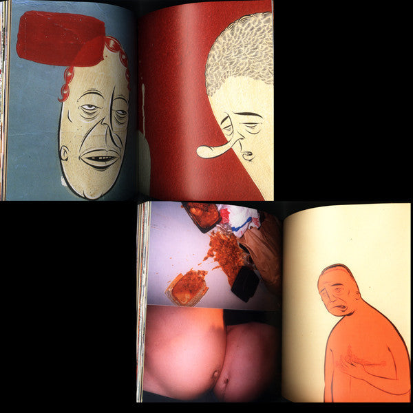Barry McGee - Things Are Getting Better Book, Softback - The Giant Peach