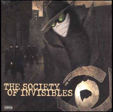 Society of Invisibles S/T 2xLP Vinyl