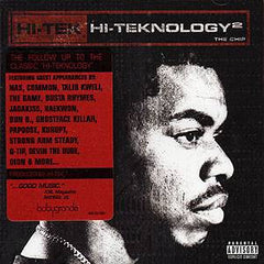 Hi-Tek - Hi-Teknology Vol. 2: The Chip, CD - The Giant Peach