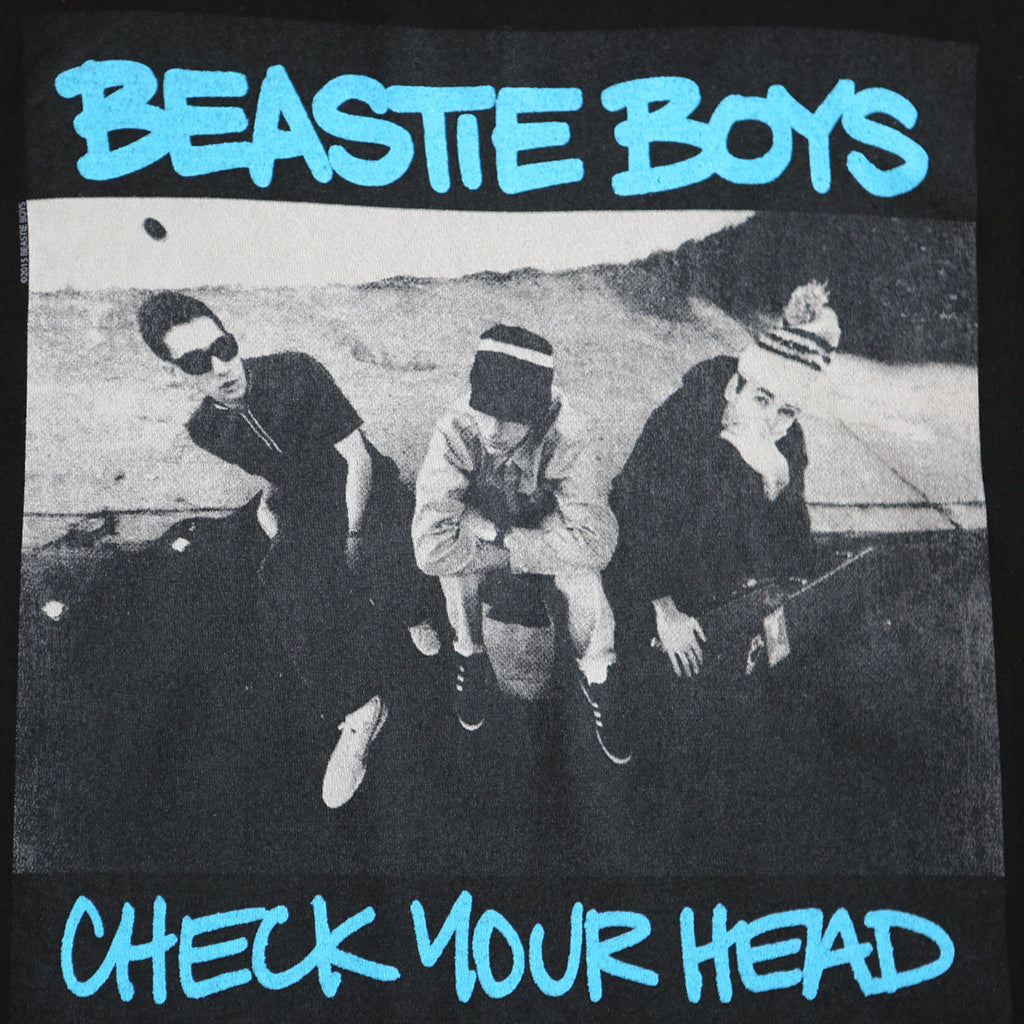 Beastie Boys - Check Your Head Men's Shirt, Black