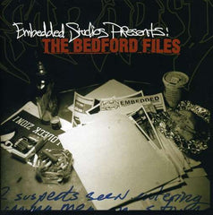 Embedded Studios - Presents: The Bedford Files, CD - The Giant Peach