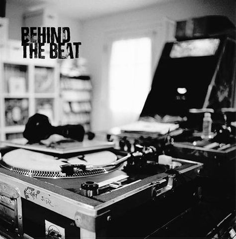 Behind the Beat - New Edition Hardcover