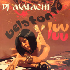DJ Malachi - Belafonte Luv Luv (2 Disc) Mixed CD