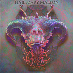 Hail Mary Mallon - Bestiary, CD (Beza Artwork) - The Giant Peach