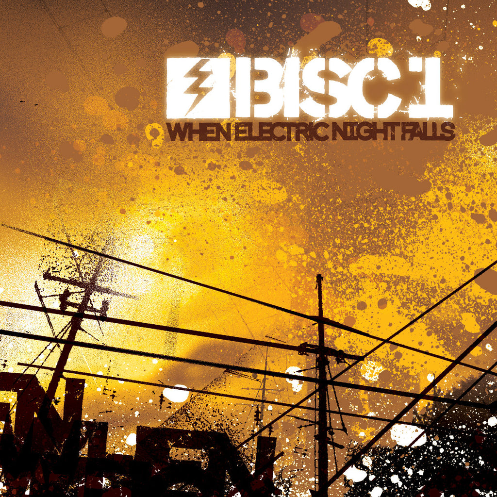 Bisc 1 - When Electric Nights Fall CD - The Giant Peach
