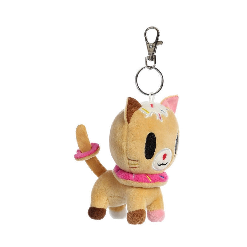 tokidoki - Biscottino Plush Clip-On - The Giant Peach
