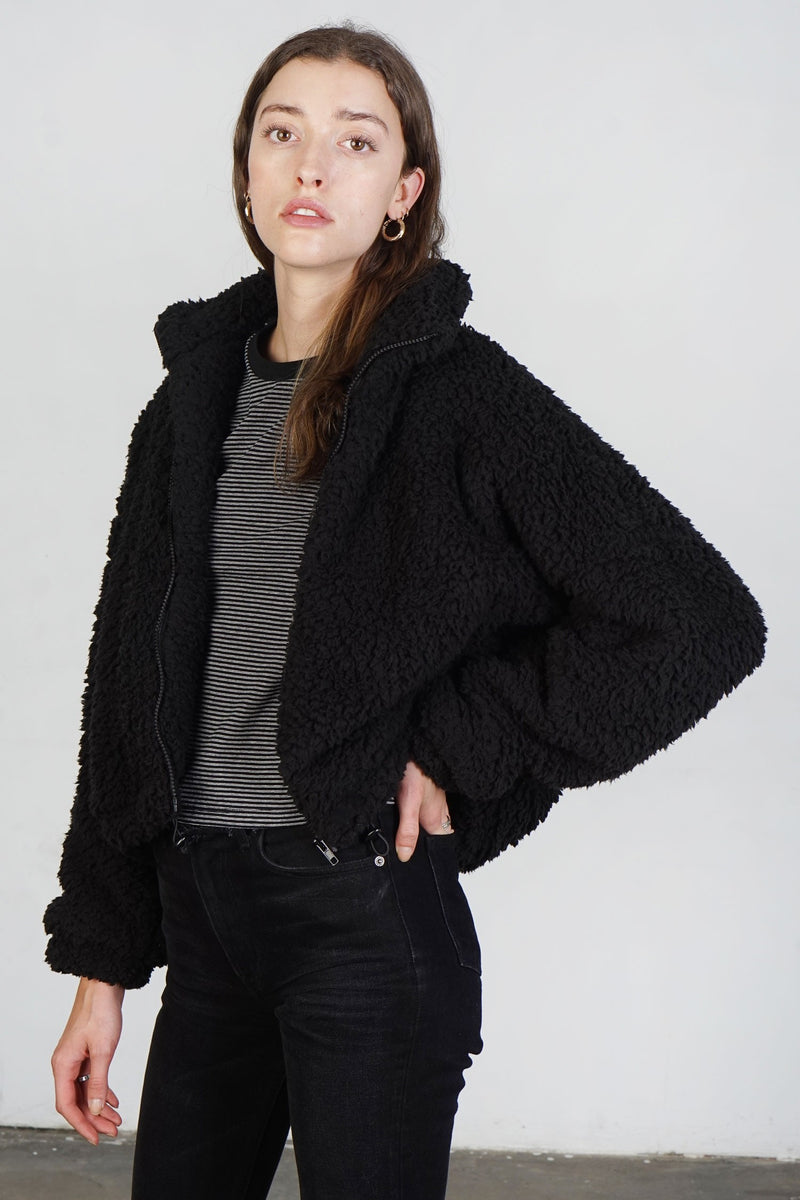 MOD REF - The Tenley Jacket, Black