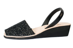 Pons Avarcas - Wedge Glitter - The Giant Peach - 2