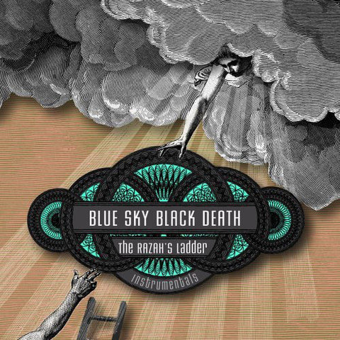 Blue Sky Black Death - Razah's Ladder (Instrumentals), CD