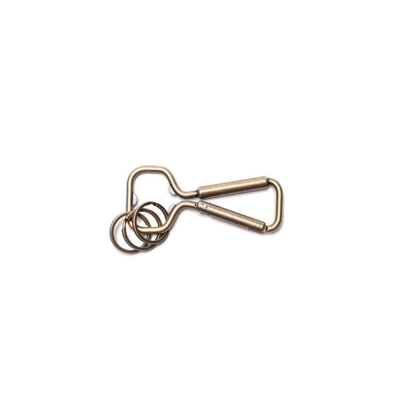 HUF - Bottle Opener Carabiner, Metal - The Giant Peach