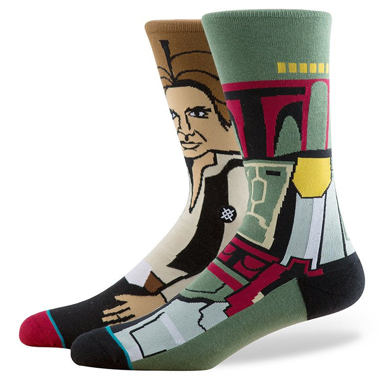 Stance - Bounty Men's Socks, Green - The Giant Peach