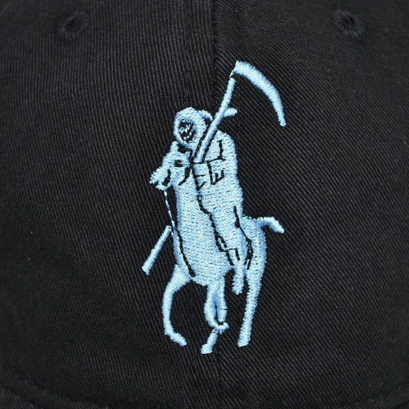 Brooklyn Projects - Reaper Dad Hat, Black
