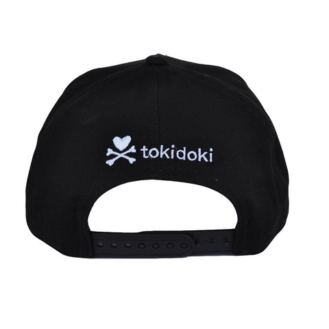 tokidoki - Breakfast Buds Snapback Hat, Black