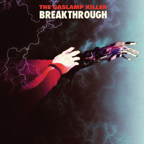 "The Gaslamp Killer - Breakthrough, 2 x 10""Vinyl LP (Limited)"