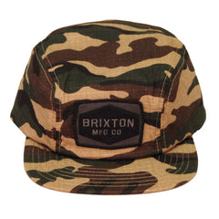 Brixton - Mill Hat, Camo - The Giant Peach - 2