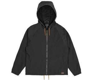 Brixton - Claxton Men's Jacket, Black - The Giant Peach