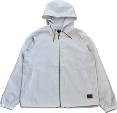 Brixton - Claxton Men's Windbreaker Jacket, Bone - The Giant Peach