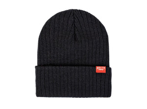Brixton - Hoover Beanie, Black - The Giant Peach