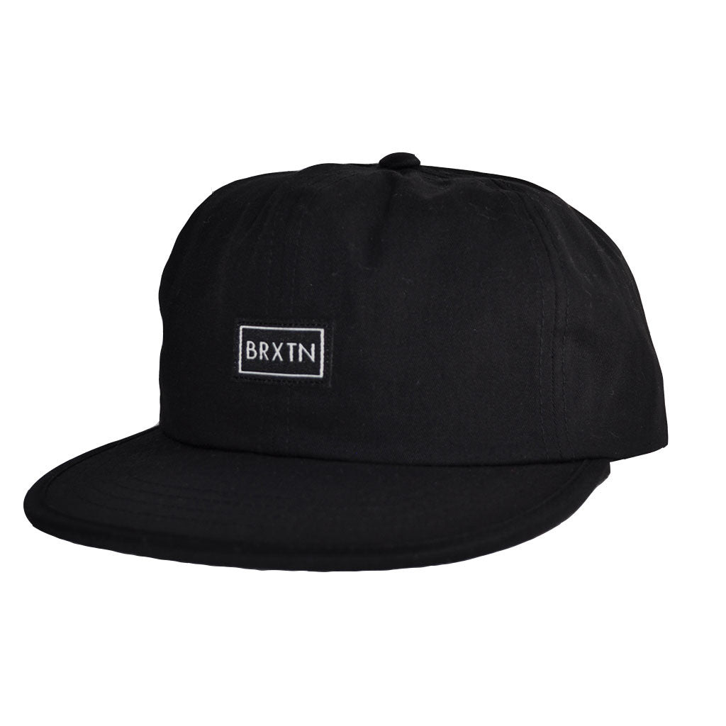 Brixton - Jonas Men's Cap, Black - The Giant Peach