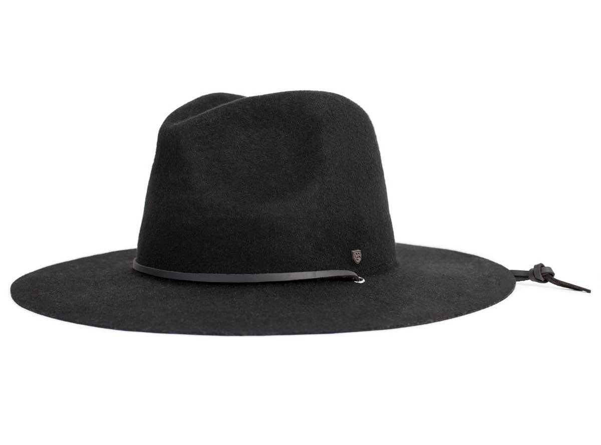 Brixton - Mayfield II Hat, Black - The Giant Peach