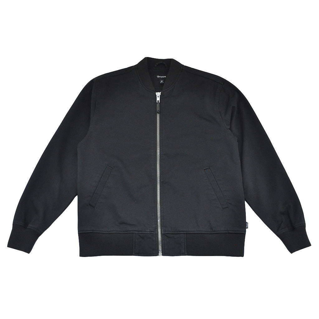 Brixton - Sauder Men's Jacket, Black - The Giant Peach