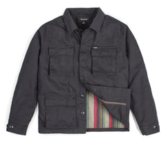 Brixton - Seeker II Men's Jacket, Washed Black - The Giant Peach - 3