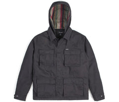Brixton - Seeker II Men's Jacket, Washed Black - The Giant Peach - 1
